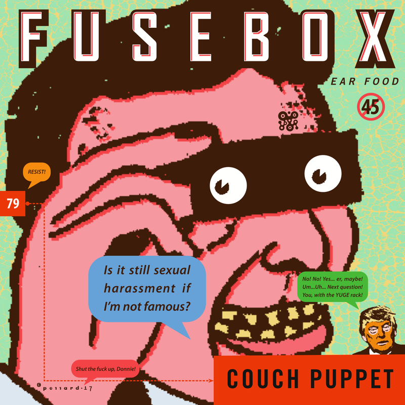 fusebox 79 couch puppet the fuse box show fusebox 79 couch puppet